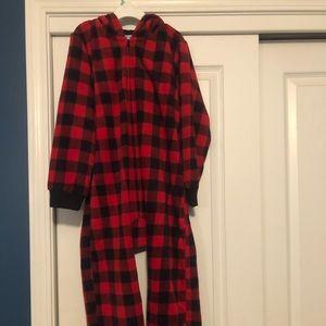 Childrens place one piece pajama